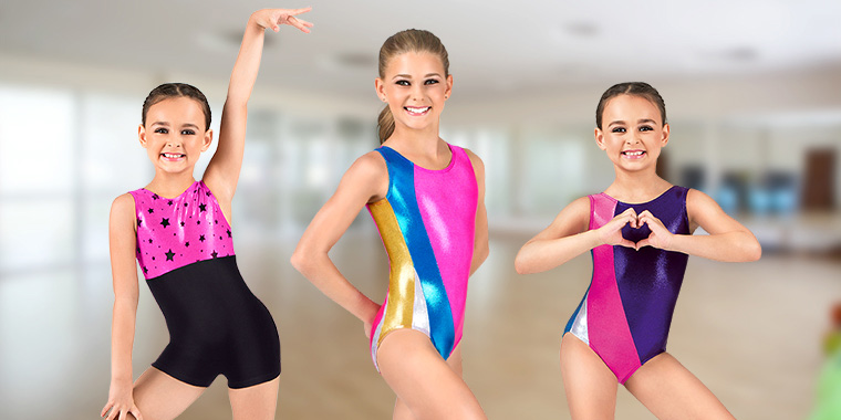 photos of girls gymnastics clothing № 14892