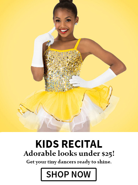 Link to kids recital styles