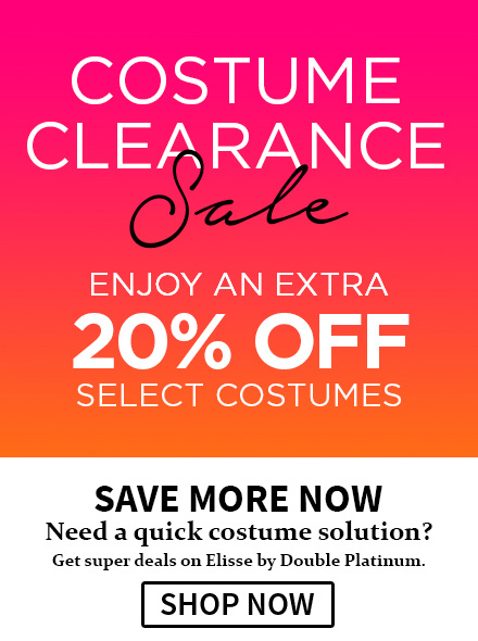 Costume clearance